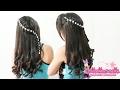Download Trenzas de 4 con cinta de flor para el cole /peinados para niñas Video
