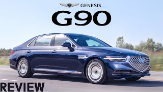 Download Is the NEW Genesis G90 Finally As Good As The Mercedes S Class? Video