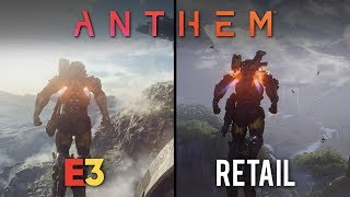 Download Anthem E3 vs Retail | Direct Comparison Video