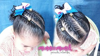 Download Peinado trenza con coleta de lado Video