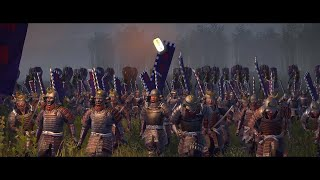 Download Siege of Kawagoe Castle 1545   Total War: Shogun 2 historical battle in cinematic (河越城の戦い) Video