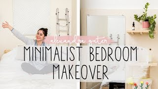 Download AMAZING MINIMALIST BEDROOM MAKEOVER | BEDROOM IDEAS Video