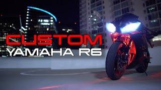 Download Motorcycle Reveal - Custom Yamaha R6 Video