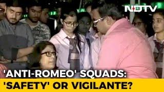 Download UP's 'Anti-Romeo' Squads: 'Safety' Or Vigilante? Video