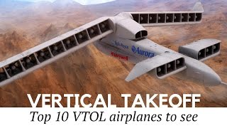 Download Top 10 VTOL Airplanes and Smartest Aviation Inventions in the World Video