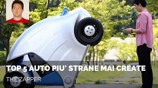 Download Top 5 AUTO più STRANE mai CREATE | The Zapper Video