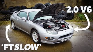 Download The Mitsubishi FTO Is A 90s Sports Car We've All Forgotten Video