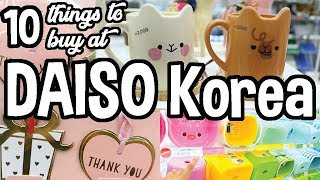Download Top 10 DAISO Korea Must Buy Items (다이소 한국) Video