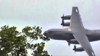 Download Airbus Military A400M F-WWMZ at RIAT 11.7.2014, Video