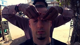 Download $0.30 Razor Shave - Indian Street Barber Ahmedabad Video