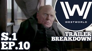 Download [Westworld] Season 1 Episode 10 Trailer Breakdown | Predictions ″The Bicameral Mind″ Video