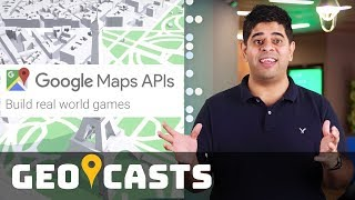 Download Build real-world games with Google Maps APIs Video