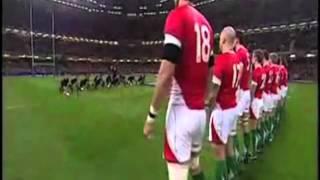 Download Wales sexy response to Haka ! Video