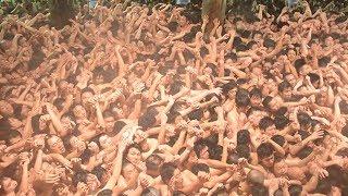 Download 「なんでハダカ」 岡山の奇祭「西大寺会陽」に外国人も一体感 Video