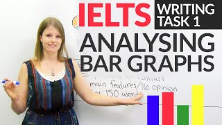 Download IELTS Writing Task 1: How to describe BAR GRAPHS Video