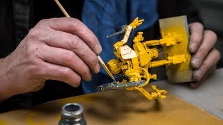 Download Adam Savage's One Day Builds: Kit-Bashing a Robot! Video