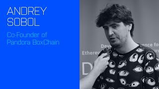 Download Andrey Sobol from Pandora Boxchain talks about AI and the future of blockchain Video