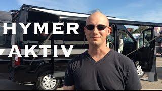 Download Hymer Aktiv ProMaster Van RV Conversion Walk-Through Video