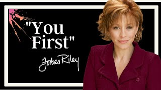 Download Forbes Riley Inspirational Success Tip for the Day - YOU First! Video