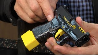 Download G19 & G42 Custom Glocks — from our new Retail Store in San Diego Video