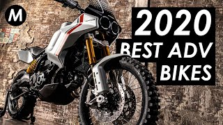Download 13 Best New Adventure & Touring Motorcycles For 2020 Video