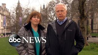 Download Eyewitnesses describe London terror attack Video