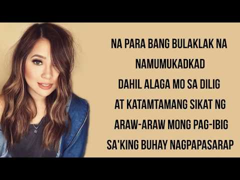 Moira Dela Torre - Titibo- Tibo ( Grand Champion /cover) Lyrics