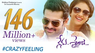 Download Crazy Feeling Full Video Song | Nenu Sailaja Telugu Movie | Ram | Keerthi Suresh | Devi Sri Prasad Video