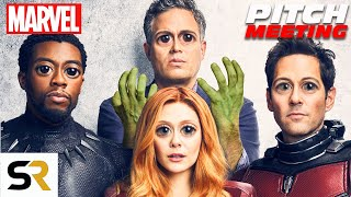 Download Marvel Pitch Meetings Compilation | SR Live Video
