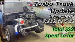 Download HE MADE THE CHANGE YOU ASKED FOR! Turbo S-10 Stuff + Sh!thorse Cam Bearing removal | Budget LS Build Video