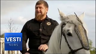 Download Vesti Exclusive: Kadyrov Opens Up About Himself, Homosexuality, Islam and the Future of Chechnya Video