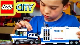 LEGO City Police Station Breakout Full Movie Free Download Video MP4