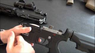 Carabina HK 416   22LR, secuencia de disparo  Free Download