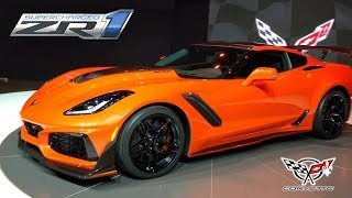 Download 2019 CORVETTE ZR1 - 0-60 in 2.7 SECONDS! (FASTEST CORVETTE EVER?!) Video
