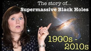 Download The story of Super Massive Black Holes   110 years worth of knowledge Video