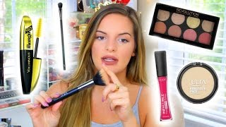 Download DRUGSTORE FAVORITES! Makeup & Brushes! | Casey Holmes Video