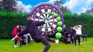 Download SIDEMEN GIANT FOOTBALL DARTS Video