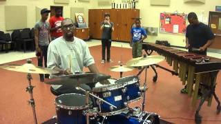 Download Drum Competition Tri Cities High School Atlanta, Ga.: Performance w/Lee Pearson & Warren Wolf.MP4 Video