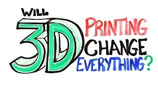 Download Will 3D Printing Change Everything? Video