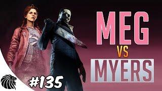 Download DEAD BY DAYLIGHT - MEG VS MYERS #135 Video