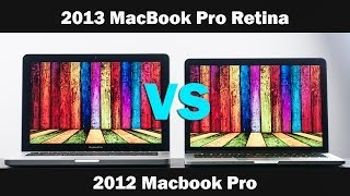 Download 2013 MacBook Pro Retina 13″ VS 2012 MacBook Pro 13″ Full In-Depth Comparison Video