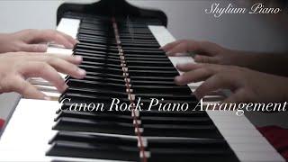 Download Rock Canon Piano Version after Japan Composer Prof.Takushi Koyama Video