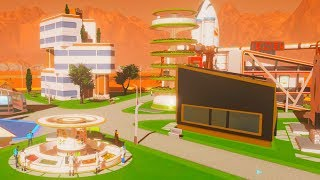 Download NEW SETTLERS! - Surviving Mars #3 Video
