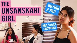Download Girl Gone UnSanskari   Sejal Kumar   #1MillionWeek Video