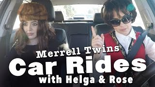 Download Car Rides - Merrell Twins as Helga & Rose Video
