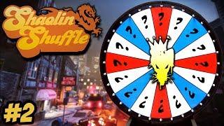 Download Shaolin Shuffle ″Wheel Of Misfortune″ Part 2 (Infinite Warfare Zombies) Video