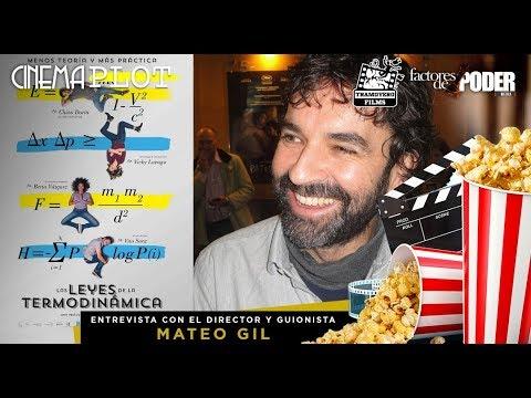 ENTREVISTA A MATEO GIL | GANADOR DEL GOYA | CINEMAPLOT | FACTORES DE PODER