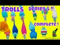Download Dreamworks Trolls Series 5 Review Blind Bags Wrong Heads Characters Toy Fun Kids Video