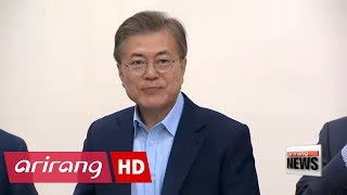 Download President Moon Encourages Open Debate at First Meeting of Chief Aides Video