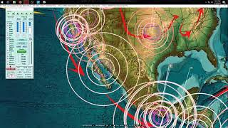 Download 2/18/2018 - Global Earthquake Forecast - Expecting large M6.8 off West Coast USA / California Video
